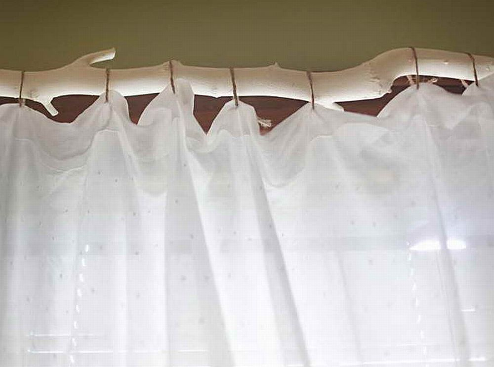 Branching out curtains online