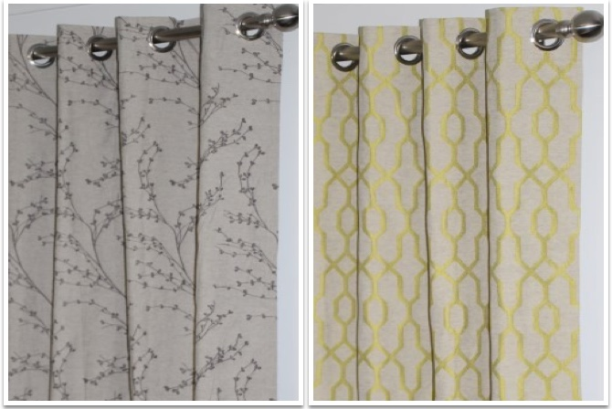 Introducing patterns - curtains and blinds