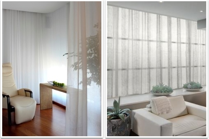 Sheer Curtains - curtains and blinds